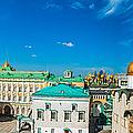 Moscow Kremlin Tour - 36 Of 70 by Alexander Senin