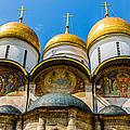 Moscow Kremlin Tour - 38 Of 70 by Alexander Senin