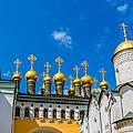 Moscow Kremlin Tour - 42 Of 70 by Alexander Senin