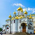 Moscow Kremlin Tour - 45 Of 70 by Alexander Senin