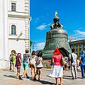 Moscow Kremlin Tour - 50 Of 70 by Alexander Senin