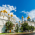 Moscow Kremlin Tour - 57 Of 70 by Alexander Senin