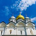 Moscow Kremlin Tour - 58 Of 70 by Alexander Senin