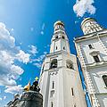 Moscow Kremlin Tour - 66 Of 70 by Alexander Senin