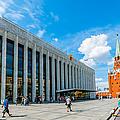 Moscow Kremlin Tour - 70 Of 70 by Alexander Senin
