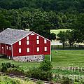 Moses Mclean Farm Gettysburg by James Brunker
