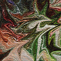 Mosiac Leaves by Christine Maeda