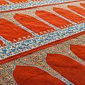 Mosque Carpet by Antony McAulay