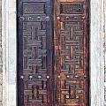 Mosque Doors 01 by Antony McAulay