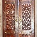 Mosque Doors 03 by Antony McAulay