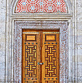 Mosque Doors 04 by Antony McAulay