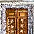 Mosque Doors 05 by Antony McAulay