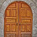 Mosque Doors 06 by Antony McAulay