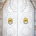 Mosque Doors 14 by Antony McAulay