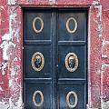 Mosque Doors 15 by Antony McAulay