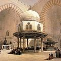 Mosque Of Sultan Hassan by MotionAge Designs
