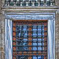 Mosque Window by Antony McAulay