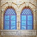 Mosque Windows 3 by Antony McAulay