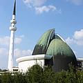 Mosque Zagreb by Borislav Marinic