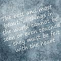 Most Beautiful Two by Mair Hunt