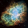 Most Detailed Image Of The Crab Nebula by Adam Romanowicz