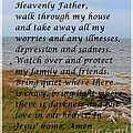 Most Powerful Prayer With Seashore by Barbara Griffin