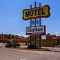 Motel Capitan by Angus Hooper Iii