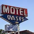 Motel Oasis by Angus Hooper Iii