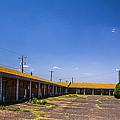 Motel Rooms 2 by Angus Hooper Iii