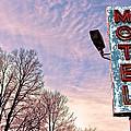 Motel Sign by John Henkel