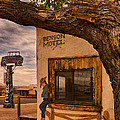 Motel Vacancy by Priscilla Burgers