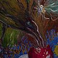 Mother Bird - 1985 by Joe Billera