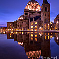 Mother Church Boston by Jerry Fornarotto