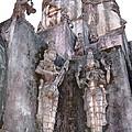 Mother Divine Temple - Amarkantak India by Kim Bemis