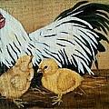Mother Hen by Debbie LaFrance