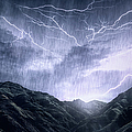 Mother Nature Unleashes Her Rage by Yuri arcurs