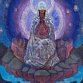 Mother Of The World by Nicholas Roerich