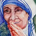 Mother Teresa by Elle Smith Fagan