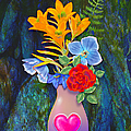 Mothers Day Bouquet by Teresa Ascone
