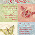 Mother's Day Butterfly Card by Debbie DeWitt