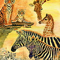 Mother's Day In The Wild Kingdom by Marilyn Smith