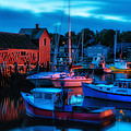 Motif No 1 Rockport Massachusetts by Thomas Schoeller