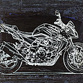 Moto Art 41 by Variance Collections