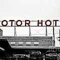 Motor Hotel by Scott Pellegrin