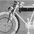 Motorcycle, 1898 by Granger