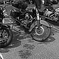 Motorcycles by Rita Mueller