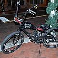 Motorized Bicycle by Robert Floyd
