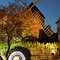 Moulin De La Galette by Brian Jannsen