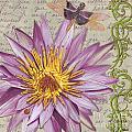 Moulin Floral 1 by Debbie DeWitt