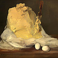 Mound Of Butter by Mountain Dreams